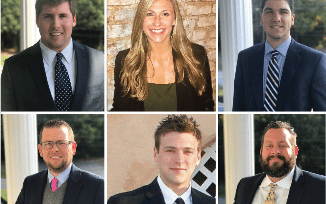 SVN BlackStream Adds Six New Advisors!