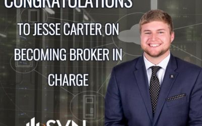 Jesse Carter named Broker-in-Charge of Miller Road and Brendan Way offices